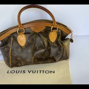 Louis Vuitton Tivoli Bag GM